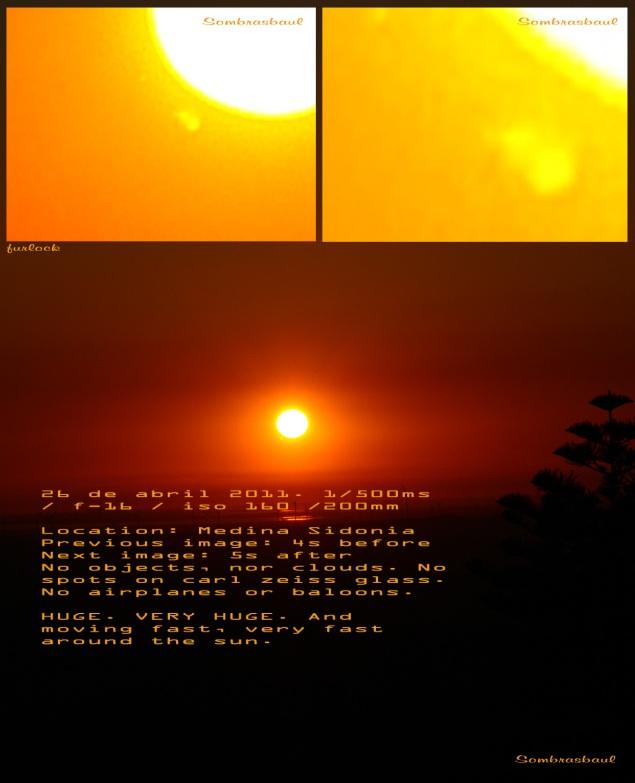 Superovnis - Sol - 26 de abril 2011 -  Foto Furlock